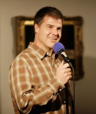 Paul Gilmartin performs stand up, 2012.png
