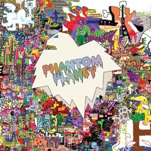 <i>Phantom Planet</i> (album) album by Phantom Planet