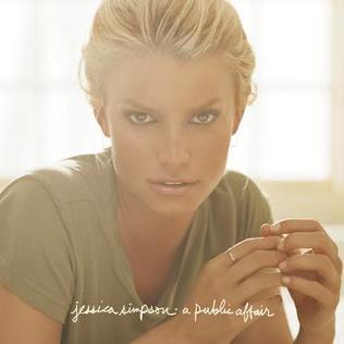 <i>A Public Affair</i> 2006 studio album by Jessica Simpson