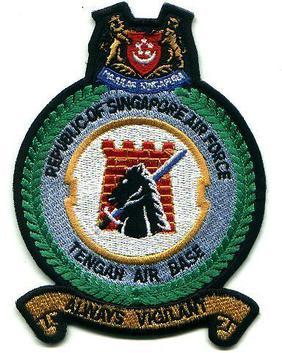 Tengah Air Base - Wikipedia