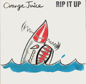 Image result for orange juice rip it up single
