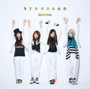 <i>Standard</i> (Scandal album) 2013 studio album by Scandal