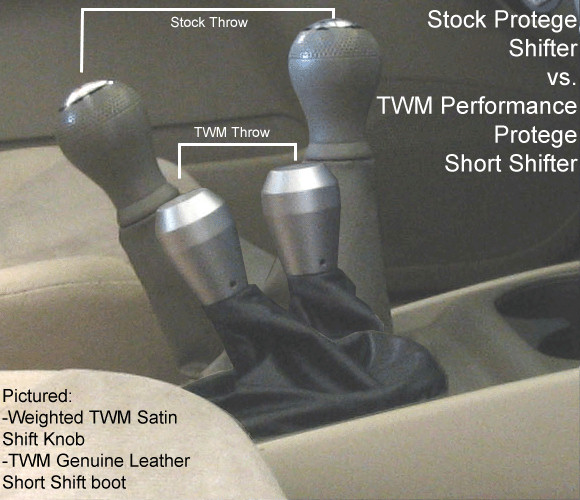 How to short shift manual transmission