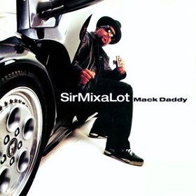 <i>Mack Daddy</i> 1992 studio album by Sir Mix-a-Lot