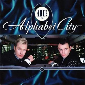 <i>Alphabet City</i> (album) 1987 studio album by ABC