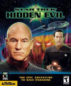 <i>Star Trek: Hidden Evil</i> 1999 video game