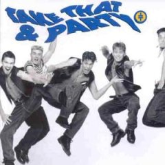 <i>Take That & Party</i> 1992 studio album by Take That
