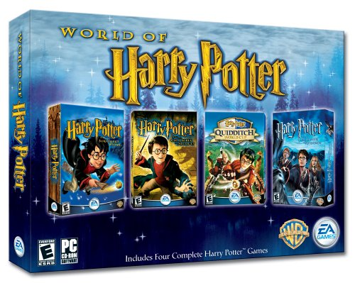 Picture of a game: Harry Potter