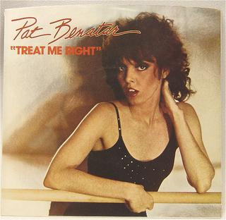 Treat Me Right ... Number 1 100 Chart