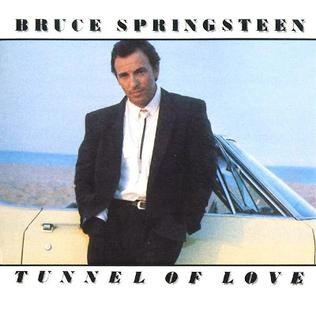 <i>Tunnel of Love</i> (album) 1987 studio album by Bruce Springsteen