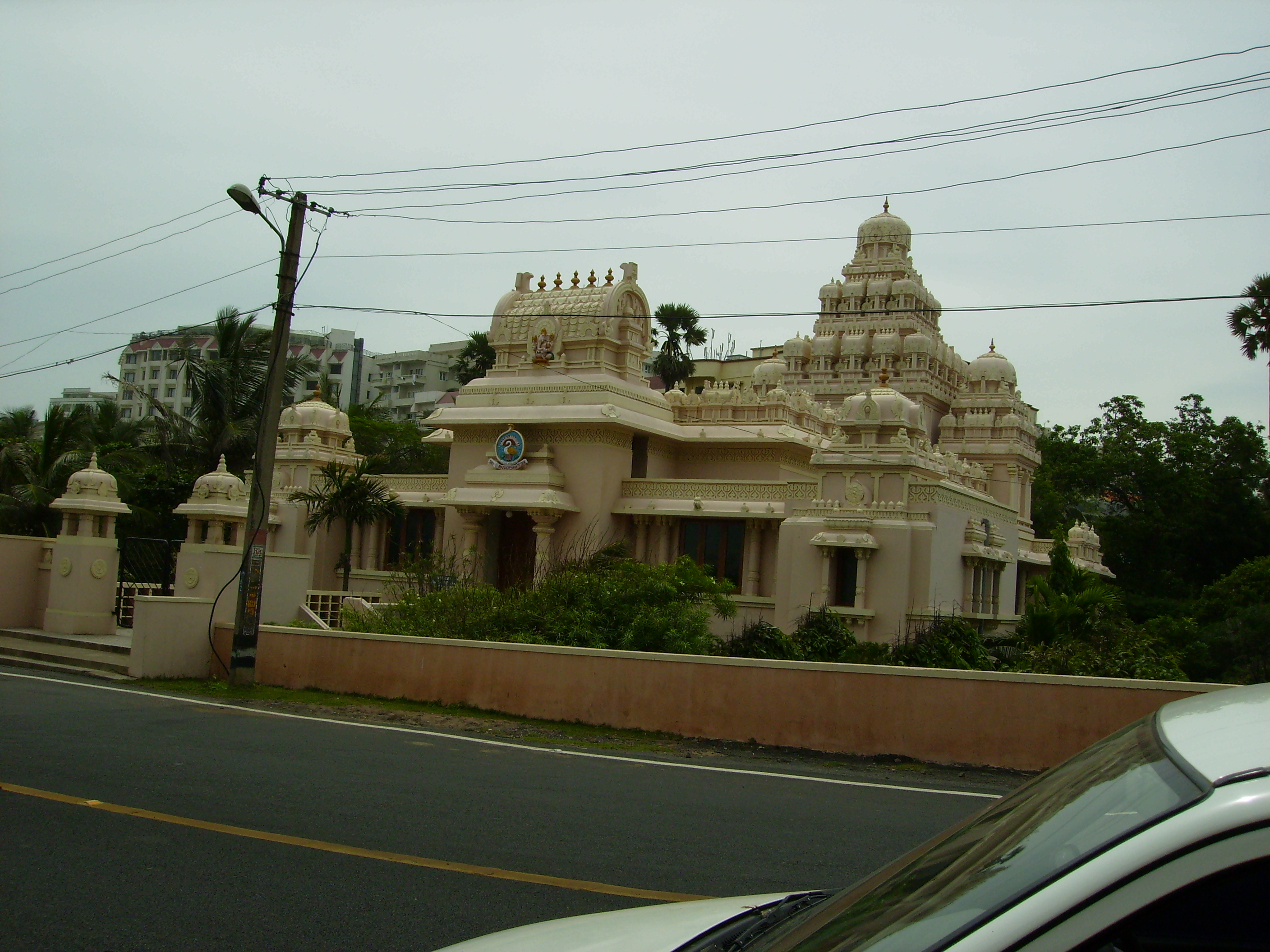 Ramakrishna Mission near RK Beach