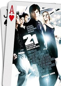 21 film MIT blackjack
