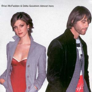 Brian McFadden and Delta Goodrem — Almost Here (studio acapella)