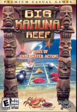 Picture of a game: Big Kahuna Reef