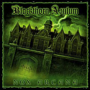 canciones relaciondas con el cine de terror. Blackthorn_Asylum