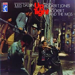 <i>UpTight</i> (soundtrack) 1969 soundtrack album by Booker T. & the M.G.s