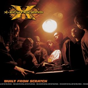 <i>Built from Scratch</i> 2002 studio album by The X-Ecutioners