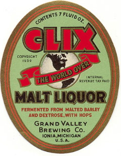 Clix Malt Liquor - Wikipedia