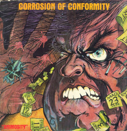 <i>Animosity</i> (Corrosion of Conformity album) 1985 studio album by Corrosion of Conformity