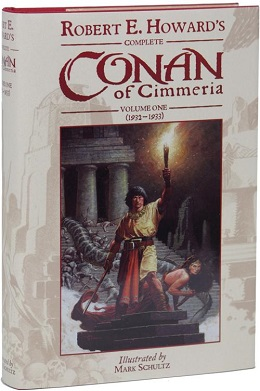The Coming of Conan of Cimeria – Complete Robert E. Howard