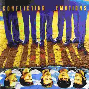 <i>Conflicting Emotions</i> 1983 studio album by Split Enz