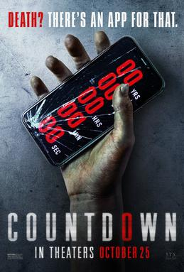 Picture of a movie: Countdown 2019 Film