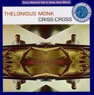 <i>Criss-Cross</i> (album) 1963 studio album by Thelonious Monk