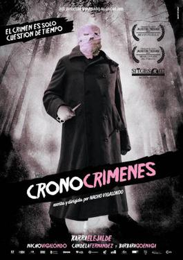 Picture of a movie: Time Crimes