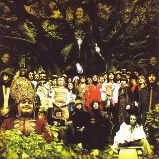 <i>Cripple Crow</i> 2005 studio album by Devendra Banhart