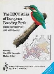 <i>The EBCC Atlas of European Breeding Birds</i>