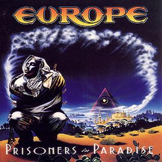 <i>Prisoners in Paradise</i> 1991 studio album by Europe