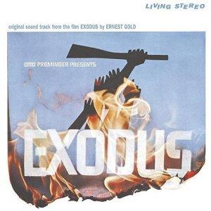 <i>Exodus</i> (soundtrack) 1961 soundtrack album by Ernest Gold
