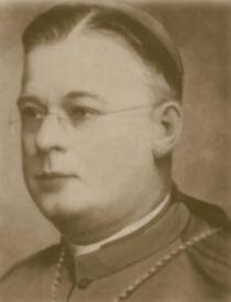 Francis Beckman Catholic bishop