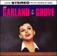 <i>Garland at the Grove</i> 1959 live album by Judy Garland