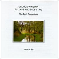 Ballads and Blues (George Winston album)
