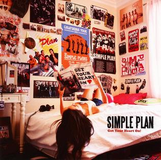 <i>Get Your Heart On!</i> 2011 studio album by Simple Plan