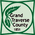 Official logo of Grand Traverse County