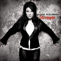 <i>Stronger</i> (Hanna Pakarinen album) 2005 studio album by Hanna Pakarinen