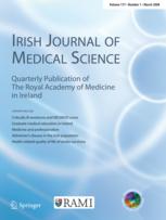 <i>Irish Journal of Medical Science</i> journal
