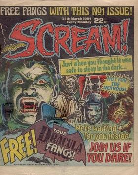 Scream Comics Wikipedia