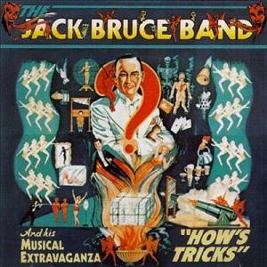 <i>Hows Tricks</i> 1977 studio album by Jack Bruce