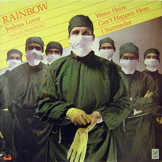 <i>Jealous Lover</i> 1981 EP by Rainbow