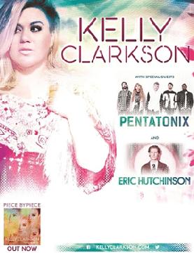 Kelly Clarkson Wikipedia Tour