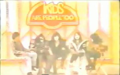 Eric Carr being introduced as a Kiss member on Kids Are People Too! Kids Are People Too!.JPG