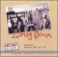 <i>Instant Live: Avalon, Boston, MA 10/17/04</i> 2005 live album by Living Colour
