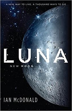 Image result for luna new moon