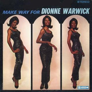 album by Dionne Warwick