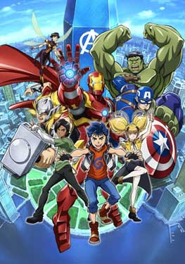 Marvel Future Avengers Wikipedia