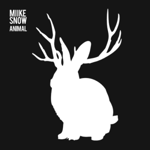 Miike Snow — Animal (studio acapella)
