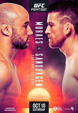 Ufc Fight Night Moraes Vs Sandhagen Wikipedia